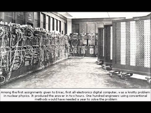 Historia y evolucion de las computadoras Loquendo!