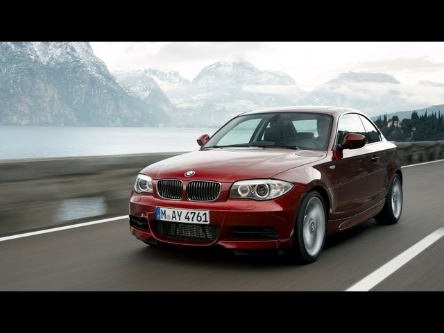 BMW 1-Series Coupe (2012)