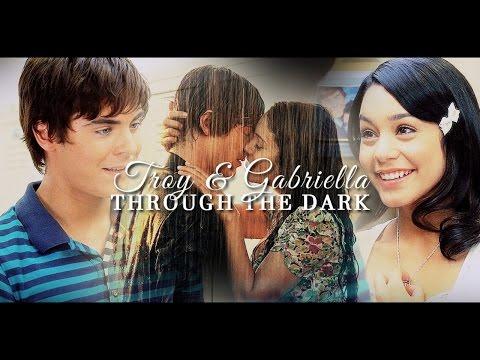Troy&Gabriella | Through The Dark