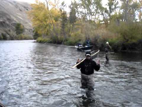 Steelhead Fishing on the Yakima River