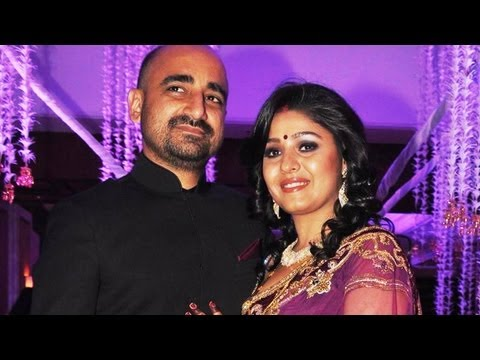 Sunidhi Chauhan's Wedding Reception!
