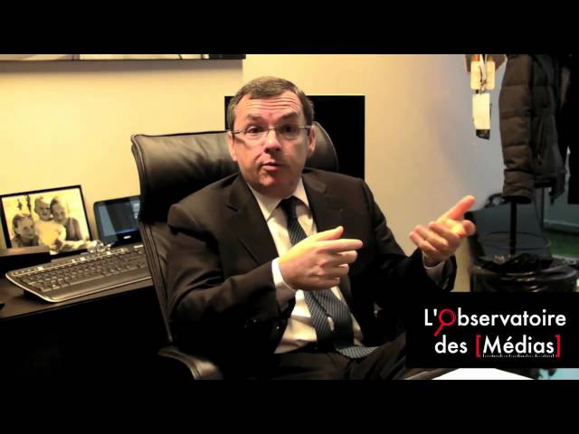 Alain Weill - Les journalistes et les médias sociaux