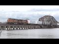 [4J] Exploring the Alabama State Dock Railyards in Mobile, AL, 01/15/2017 ©mbmars01