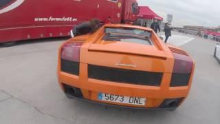 Día en el Jarama - Lamborghini gallardo  V10 510 cv