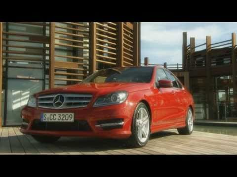 2012 Mercedes Benz C-Class - First Drive