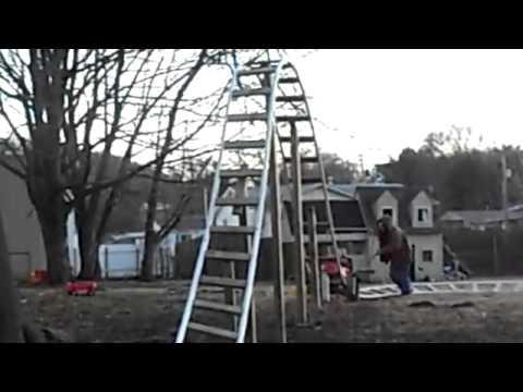 Des montagnes russes dans son jardin youtube for Bruler dans son jardin