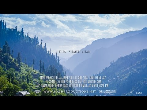 Dua - Ahmed Khan, New Pashto Song 2015 video