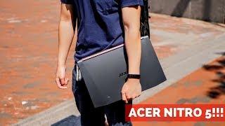 Acer Nitro 5  Budget Gaming Laptop Review!