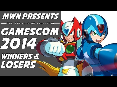 Gamescom 2014 | Winners & Losers