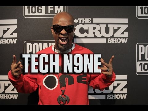 TECH N9NE On New Track WIth Eminem