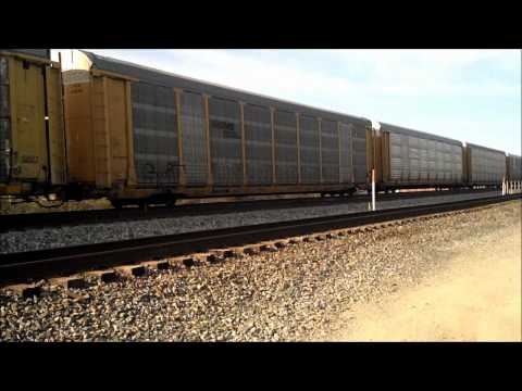Railfanning May 11 2012
