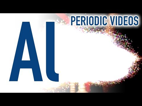 Aluminium (or Aluminum) - Periodic Table of Videos