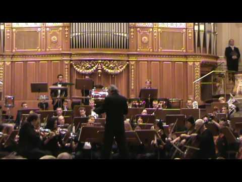 Giuseppe Verdi:  La Forza del Destino Overture - AIMS Festival Orchestra, David Stahl conducting