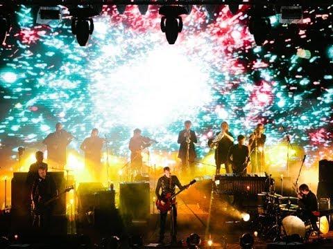 Sigur Ros LIVE Usher Hall Edinburgh 18/11/2013 (The first hour) HD Fixed Cam Grand Circle Seat