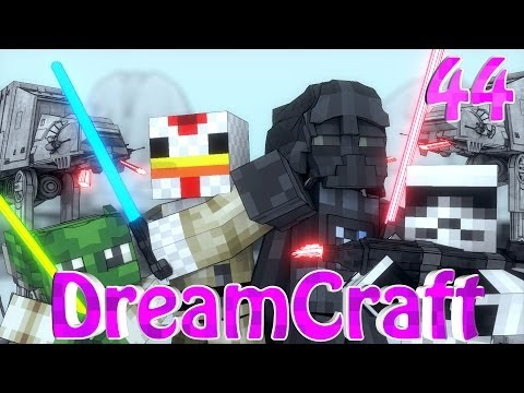 Minecraft | Dream Craft - Star Wars Modded Survival Ep 44
