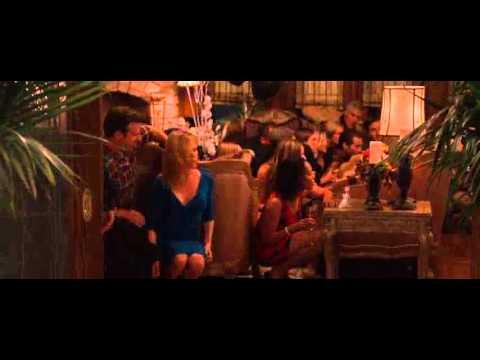 Julie Bowens Hot Dress  Cleavage   HORRIBLE BOSSES   JoBlo Video