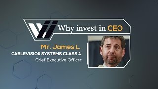 Mr James L Dolan - Cablevision Systems