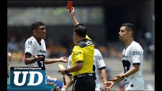 Conclusiones de Mchel tras la derrota de Pumas ante Tigres en CU