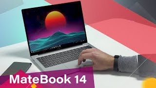 "Huawei MateBook 14 Review:  A Quality 14"" Ultrabook … With Some Quirks"