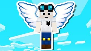 I Can FLY in Minecraft Skyblock!