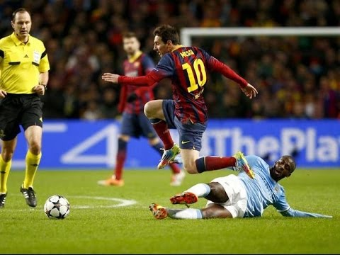 Lionel Messi ● Magic Skills ● Inexplicable  ●  Magisterial Chip Goals  ●  All Time HD