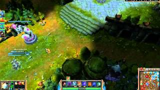 League of Legends - Ese Garen es todo un loquillo