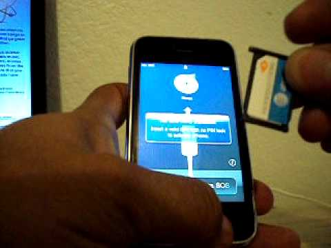 HOW TO BYPASS  ACTIVATION ON AN IPHONE 3G,3GS AND IPHONE 4.
