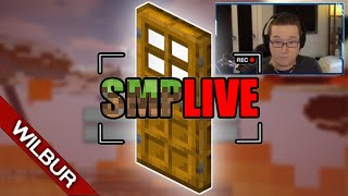 [SMPLive] The Invisible Door Prank (AntVenom and CaptainSparklez)