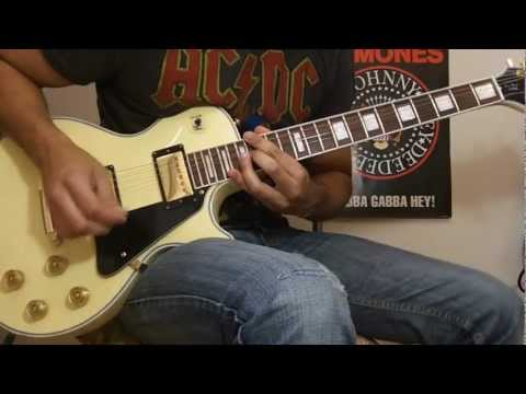Dio - Push Guitar Cover video
