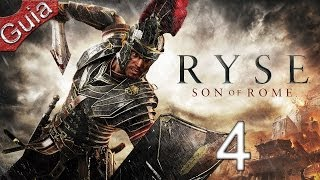 Ryse Son of Rome  Walkthrough parte 4 Español xbox one