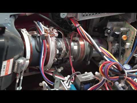 Sony Vidimagic FP 60 Indextron Video Projector repair