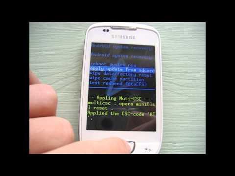 Rootear Samsung Galaxy Mini en Español