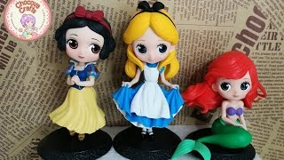แกะ Qposket Alice, Ariel, Snow white