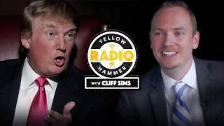 Cliff Sims interviews Donald Trump on Yellowhammer Radio