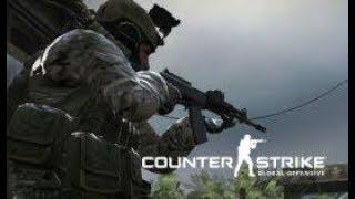 Directo de counter strike global offensive en compañero