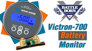 How-To: Setup A Victron BMV 700 with Bluetooth Dongle | Battle Born Batteries