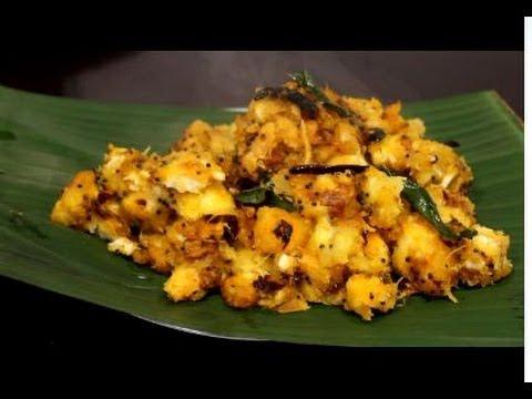 KAPPA ULARTHIYATHU(Kerala Style)