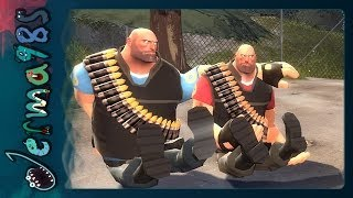 TF2 - Pulling it off with The Pump Brothers