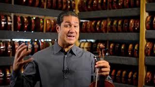 Escucha este violin Stradivarius de 4.000.000 dólares