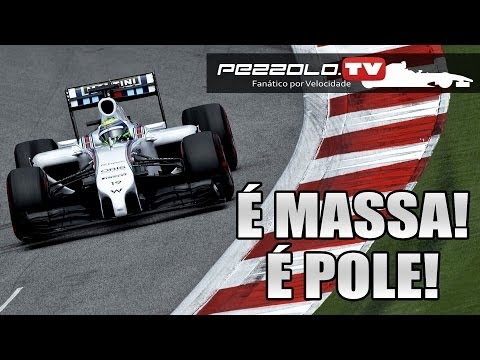Felipe Massa é pole do GP da Áustria