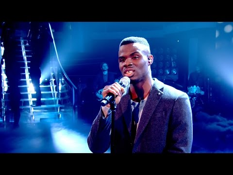 Emmanuel Nwamadi Perfroms A Whiter Shade Of Pale - The Voice Uk 2015: The Live Semi-final - Bbc One video