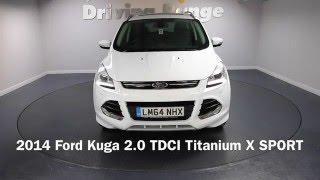 2015 Ford Kuga 2.0 TDCI TITANIUM X SPORT