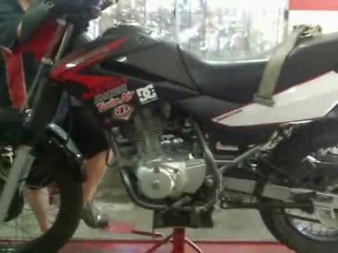 Honda Bros NXR 125 honda racing