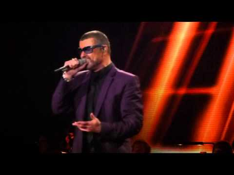 George Michael LIVE - Russian Roulette - Earls Court, London 17th October 2012 - Final Show!!!