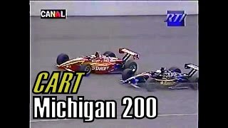 CART: Michigan 2000 (500 Millas) - Transmisión Colombiana Canal A - RTI