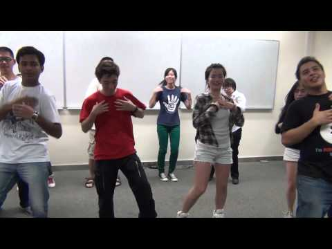 Aiesec Dance - Chop My Money (hk Style) video