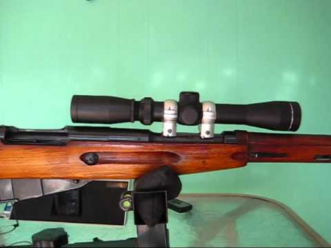 Long eye relief (scout scope) for Mosin Nagant 91/30 part 2 - questions answered