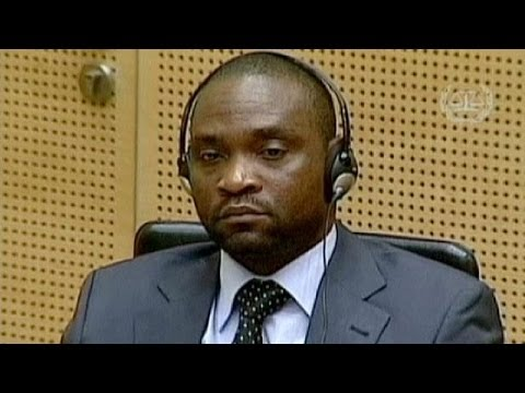 Congo warlord Katanga convicted at International Criminal Court