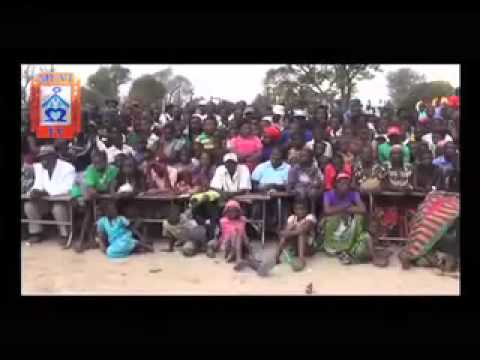 MUVI TV   ZAMBIA RAILWAYS MULOBEZI