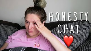 A little honest chatty update | LoseitlikeLauren